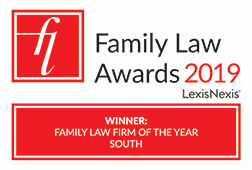 Family law firm of the year south 2019
