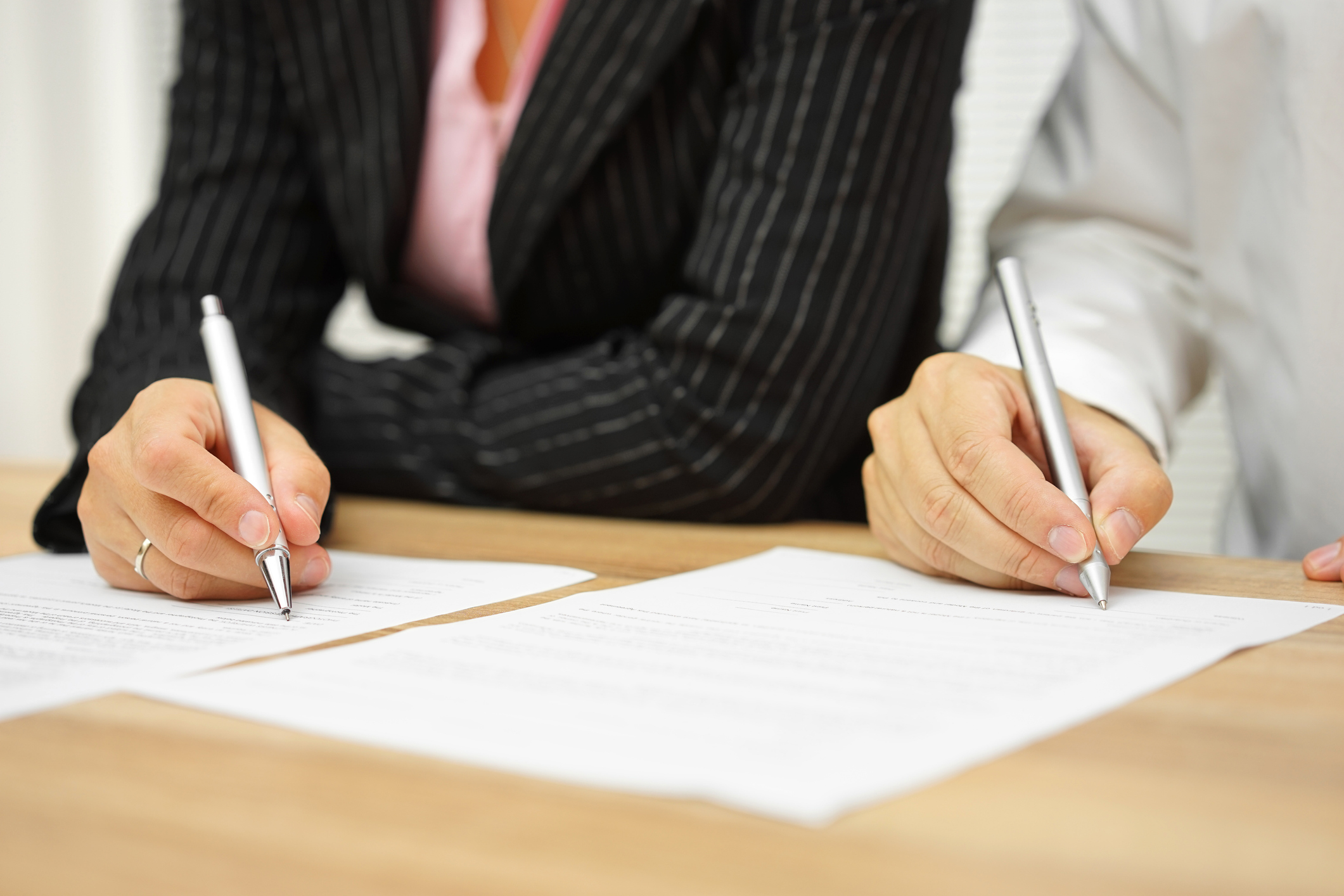 staying in business after divorce